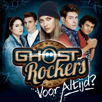 De nieuwe Ghost Rockers clip!