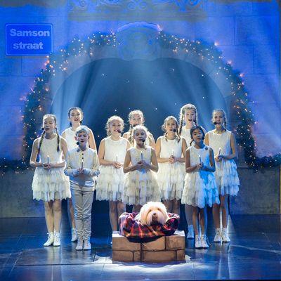 Extra shows van Samson & Gert Kerstshow!