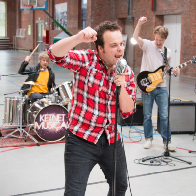 Nieuwe Ketnet Musical Team U.P. met in de hoofdrol Sander Gillis