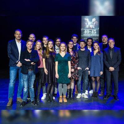 Studio 100 stelt muziek voor van spektakel-musical 40-45