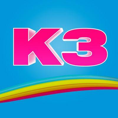 Kleur, puzzel en zing mee met de K3 Apps!