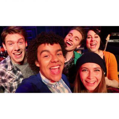 De populaire Nickelodeon-serie Ghost Rockers krijgt een eigen bioscoopfilm