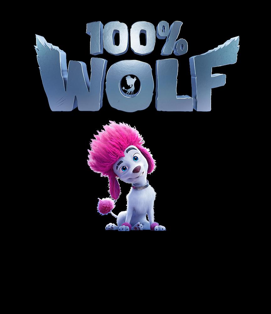 Bekijk hier de trailer van de 100% Wolf film