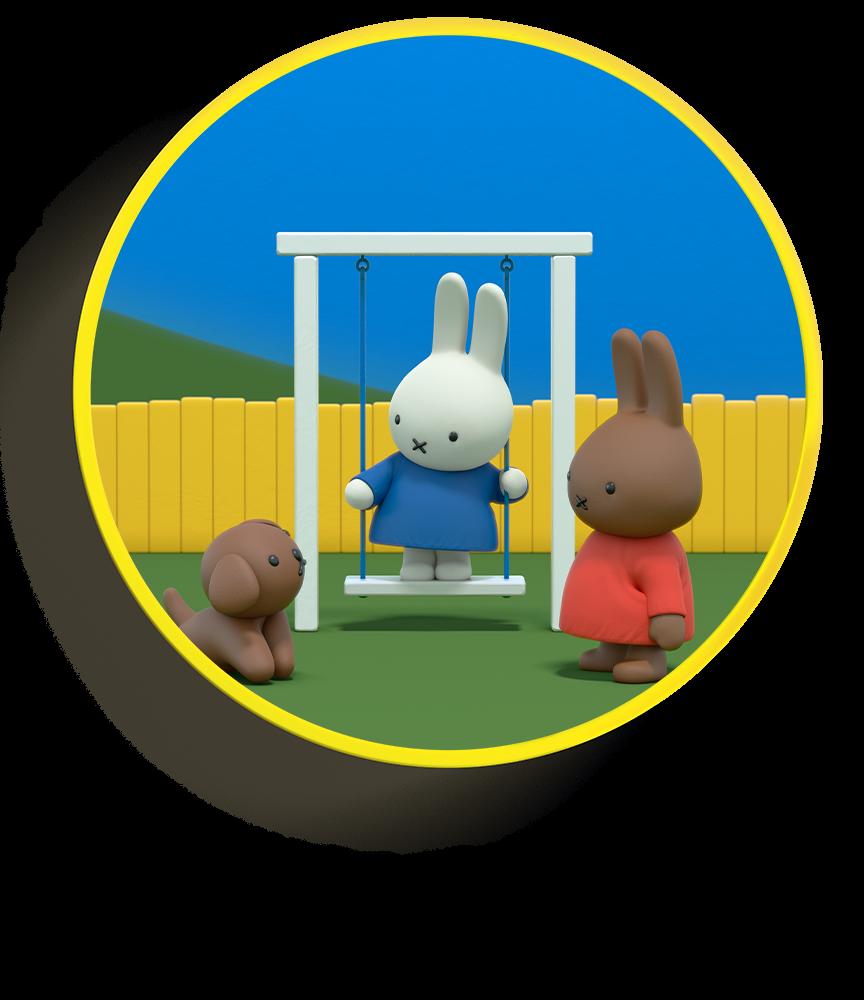 NIEUW: Jouw favoriete konijn voor de allereerste keer op Studio 100 TV