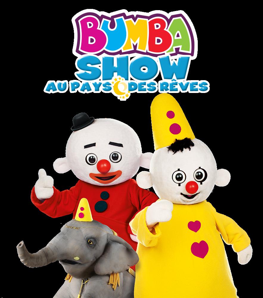 Bumba show: Au Pays des Rêves