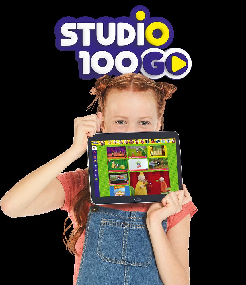 Téléchargez vite l'application gratuite Studio 100 GO