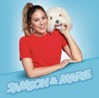 Samson & Marie - In de disco