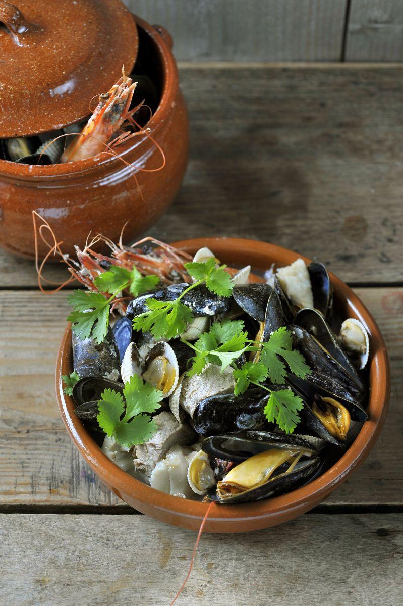Zarzuela: authentieke Spaanse vissoep
