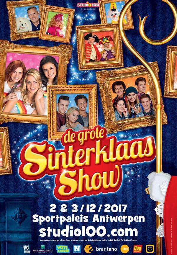 De Grote Sinterklaasshow 2017