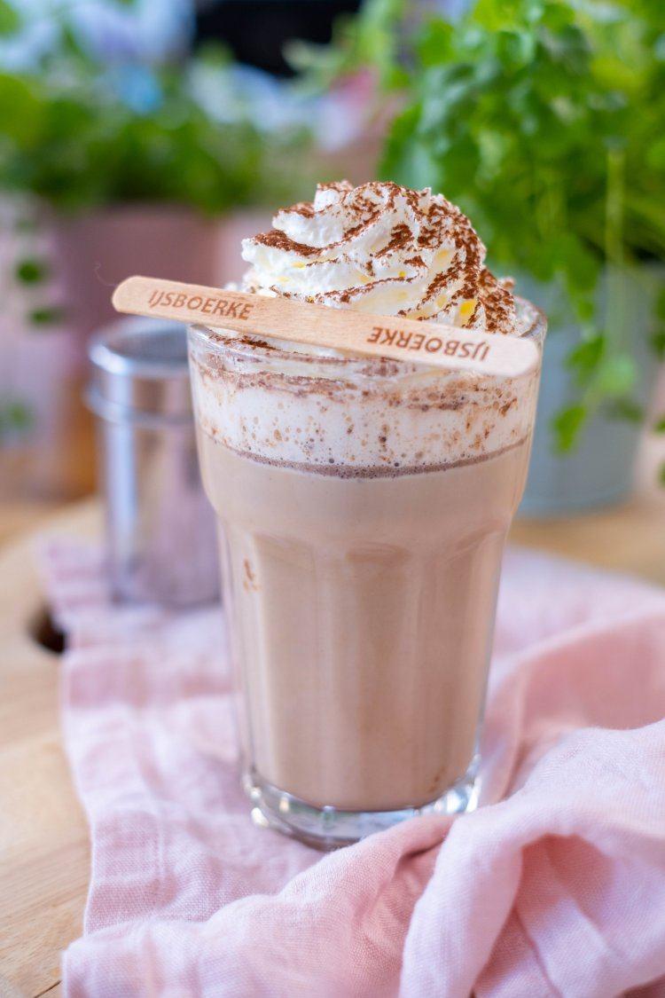 Frisko-latté