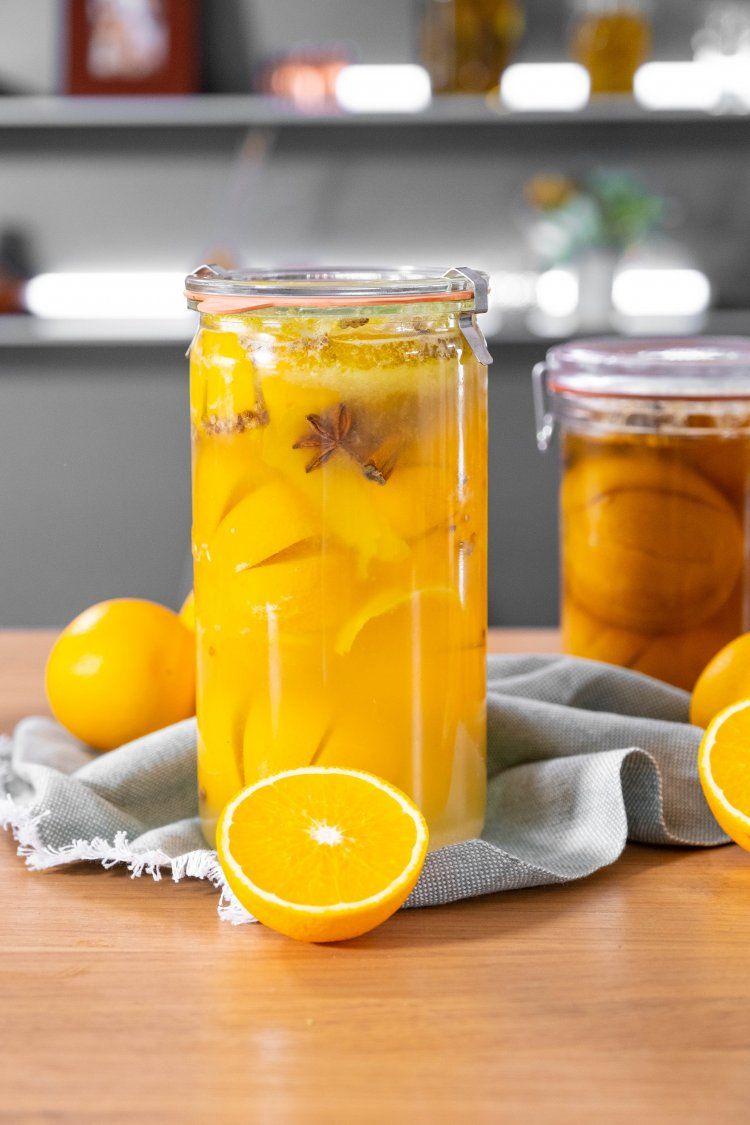 Ingelegde sinaasappels