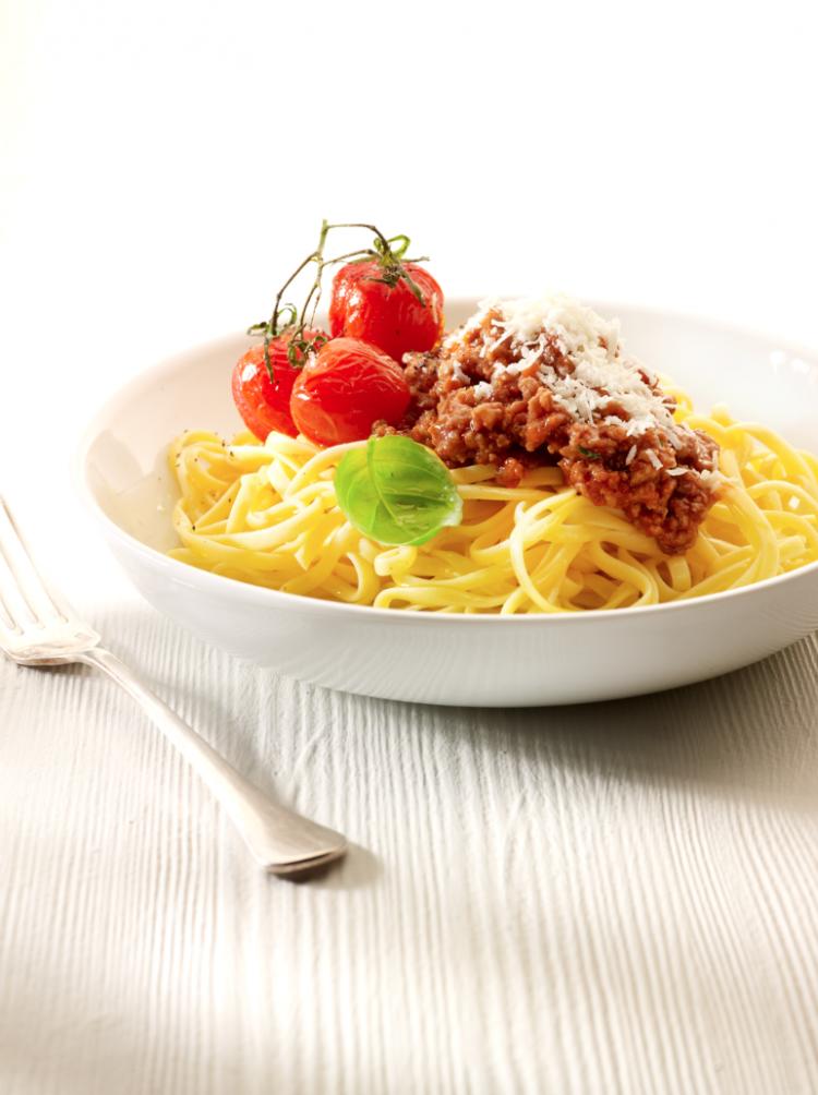 Spaghetti Bolognese à la Roger