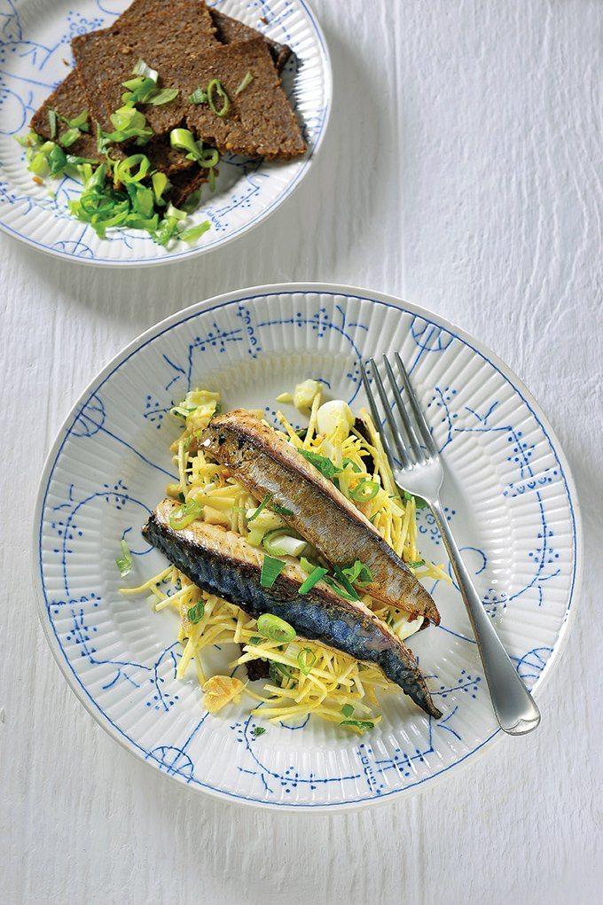 Holy Mackerel: smörrebröd met makreel