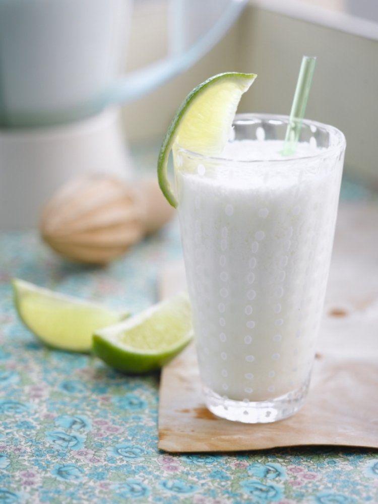 Limoenmilkshake