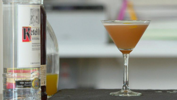 Ketel One Martini Cocktail