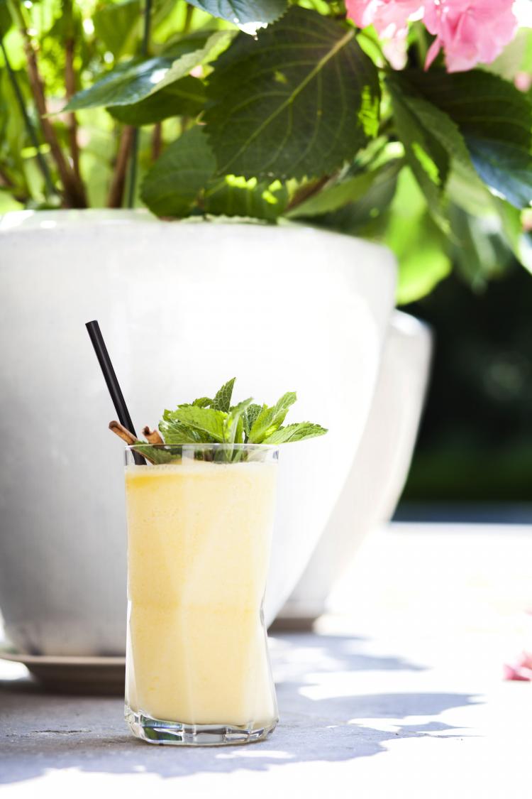 Slush van mango & tamarinde