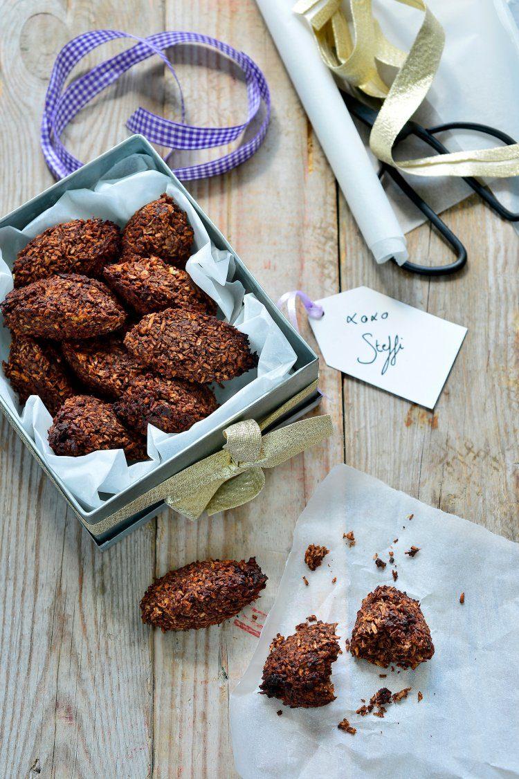 Chocolade-kokosrotsjes