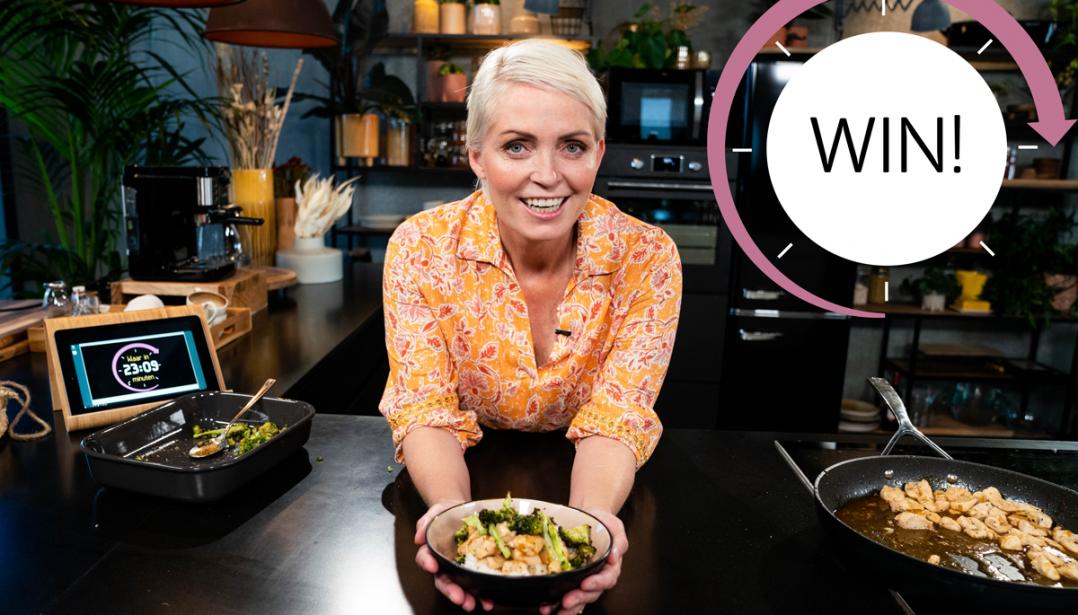 Win een foodbox van Klaar in 20 minuten!
