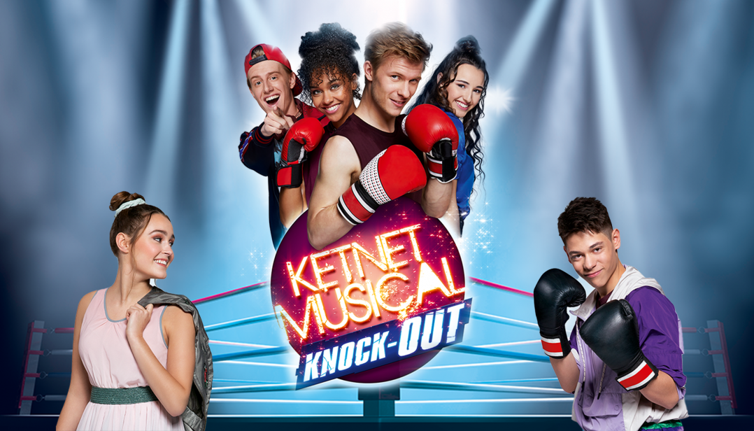Win tickets voor Ketnet Musical Knock-Out