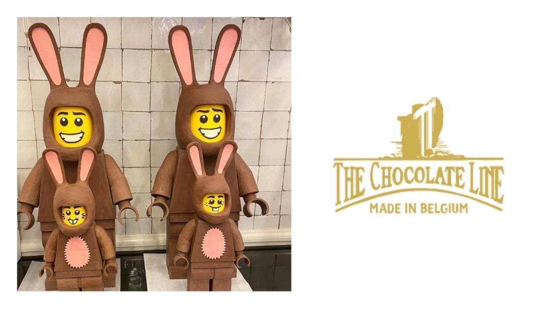 Win een paaspakket van The Chocolate Line