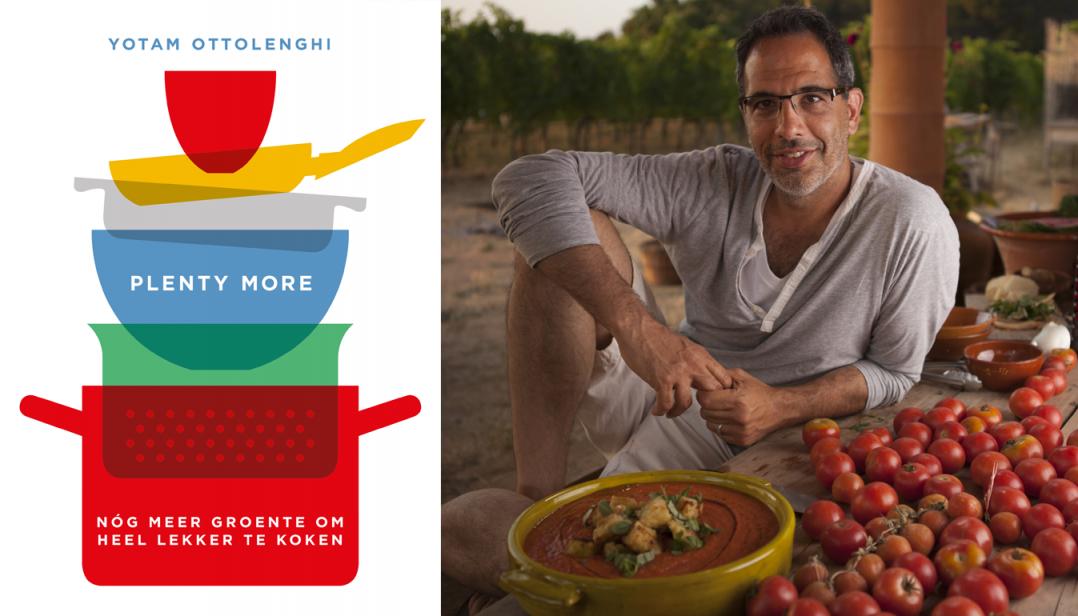 Win een exemplaar van Ottolenghi's kookboek Plenty More