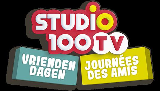 Kom naar de Studio 100 TV Vriendendagen op 22, 23, 29 en 30 september!