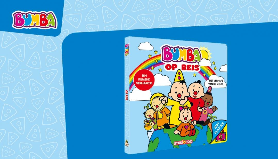 Win een Bumba op reis boek!