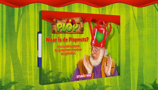 Win het 'Waar is de muts van Kabouter Plop' spel!