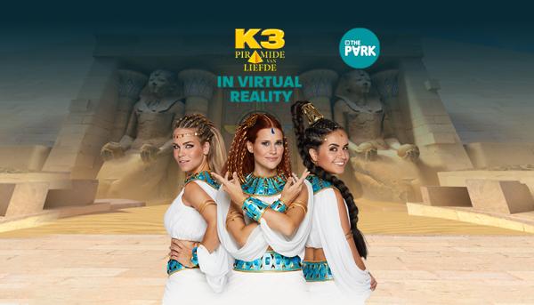 Win tickets voor de K3 VR Game