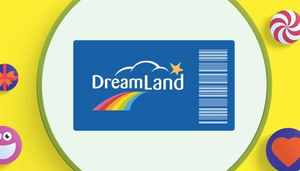 Win een Dreamland-geschenkkaart ter waarde van €25