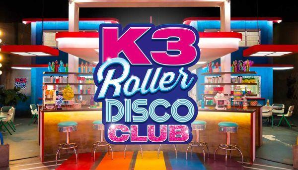 K3 Roller Disco Club vanaf 8/4 op VTM kids
