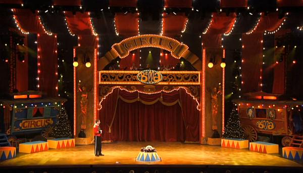 Samson & Gert Circus show