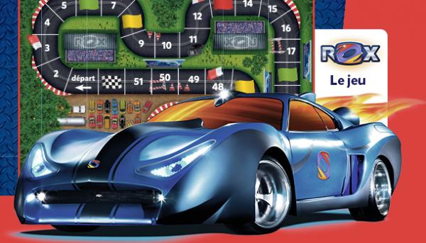 Seras-tu plus rapide que ROX ?