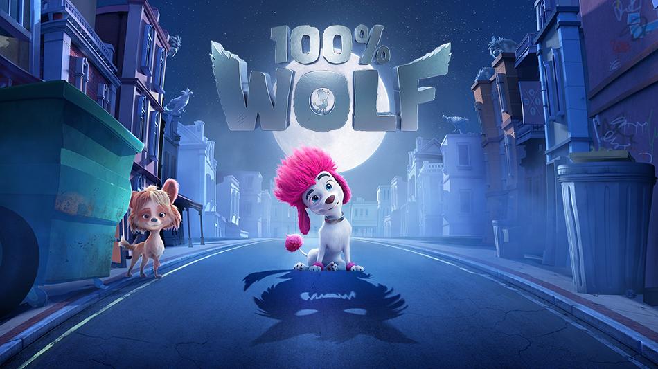 Lennart Lemmens zingt 100% Wolf!