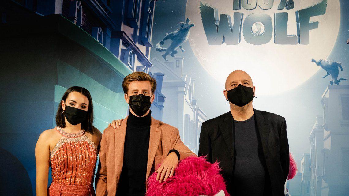 100% Wolf première in Kinepolis Antwerpen!