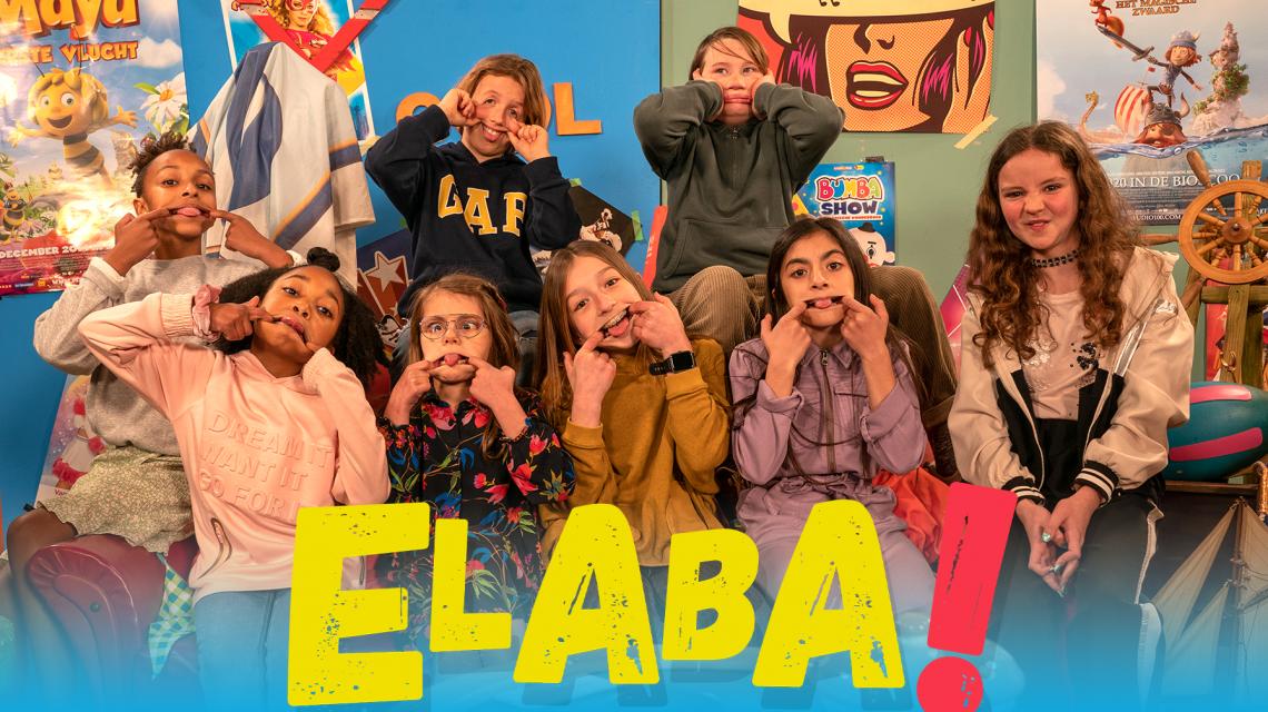 Studio 100 GO komt met een gloednieuw programma: Elaba!