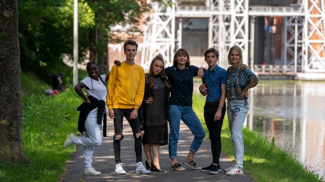 Studio 100 creëert innoverende Franstalige tienerreeks voor RTBF