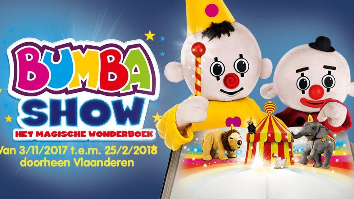 Opnieuw extra voorstellingen Bumba Show!
