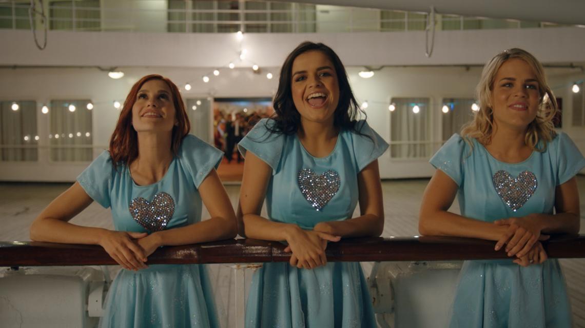 K3 Love Cruise genomineerd voor Ensors!