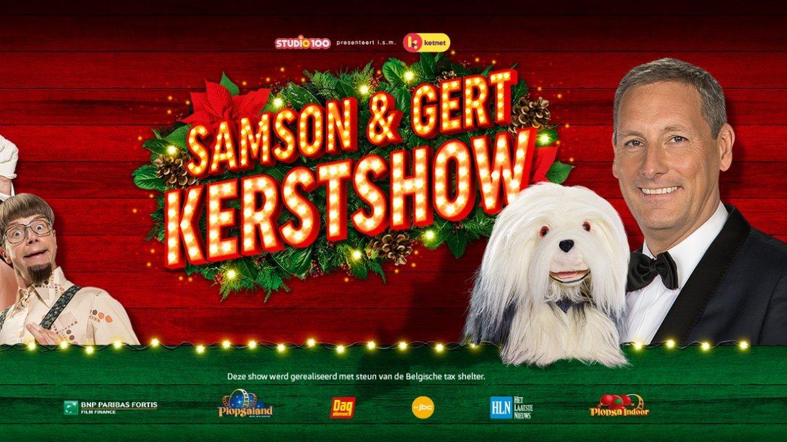 Ruth Beeckmans speelt rol nieuw personage 'Angelle' in Samson & Gert Kerstshow