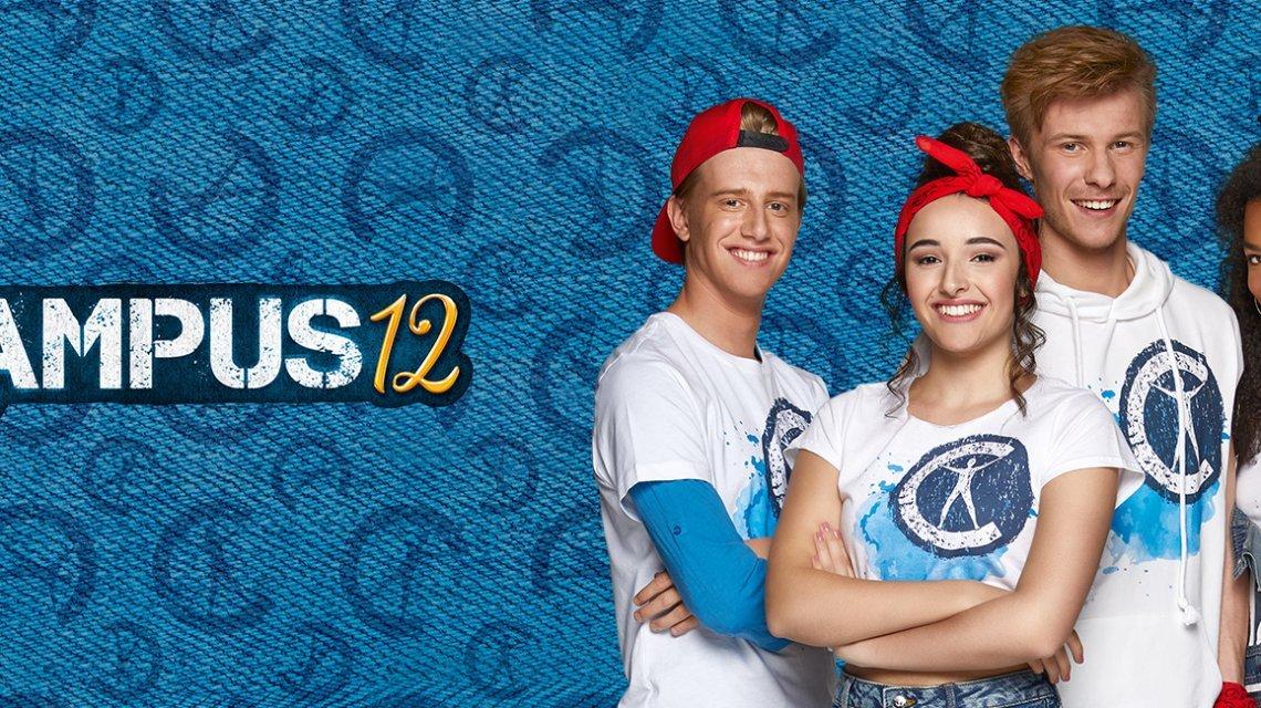 Er komt een tweede seizoen van Campus 12!