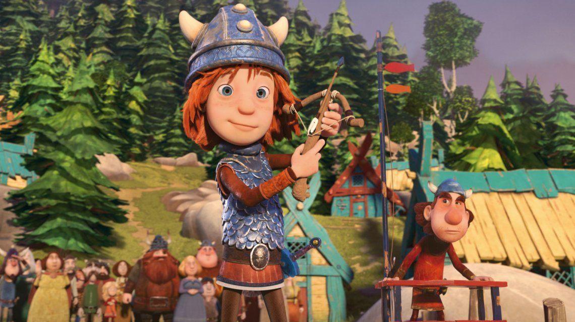 Wickie de Viking krijgt eerste animatiefilm!