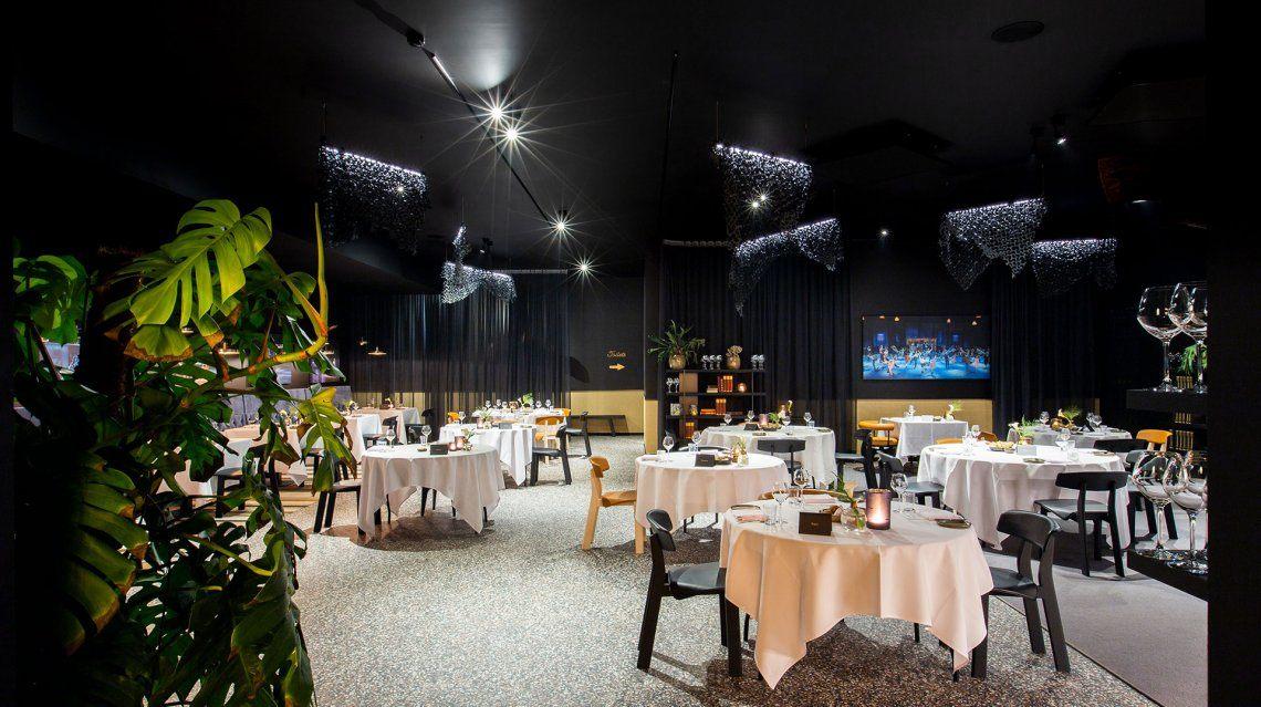 Roger van Damme opent exclusief restaurant in het Studio 100 Pop-Up Theater