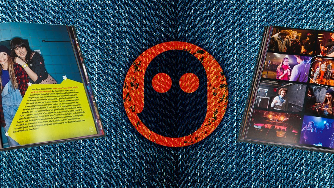 Ghost Rockers - Het Ultieme Fanboek