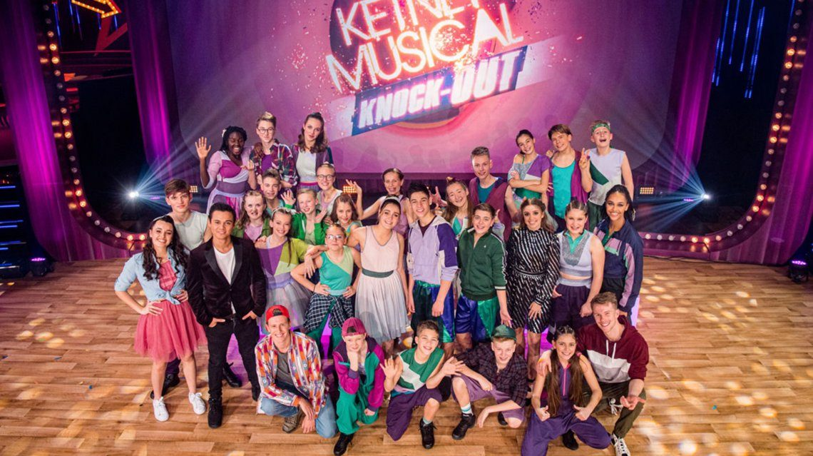Ketnet en Studio 100 stellen shows 'Ketnet Musical: Knock-Out' uit tot voorjaar 2021